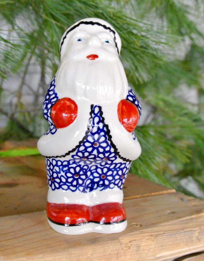 Santa - Polish Pottery