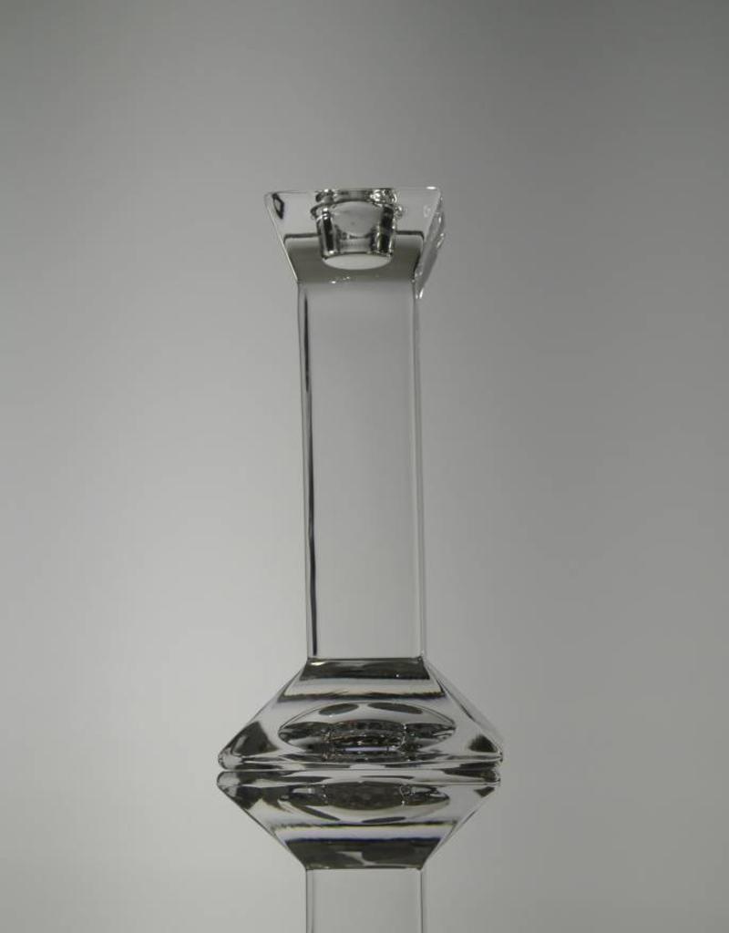 "Bohemia Crystal - 6"" Candle Stick"