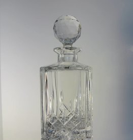 Bohemia Crystal - Decanter - Cut