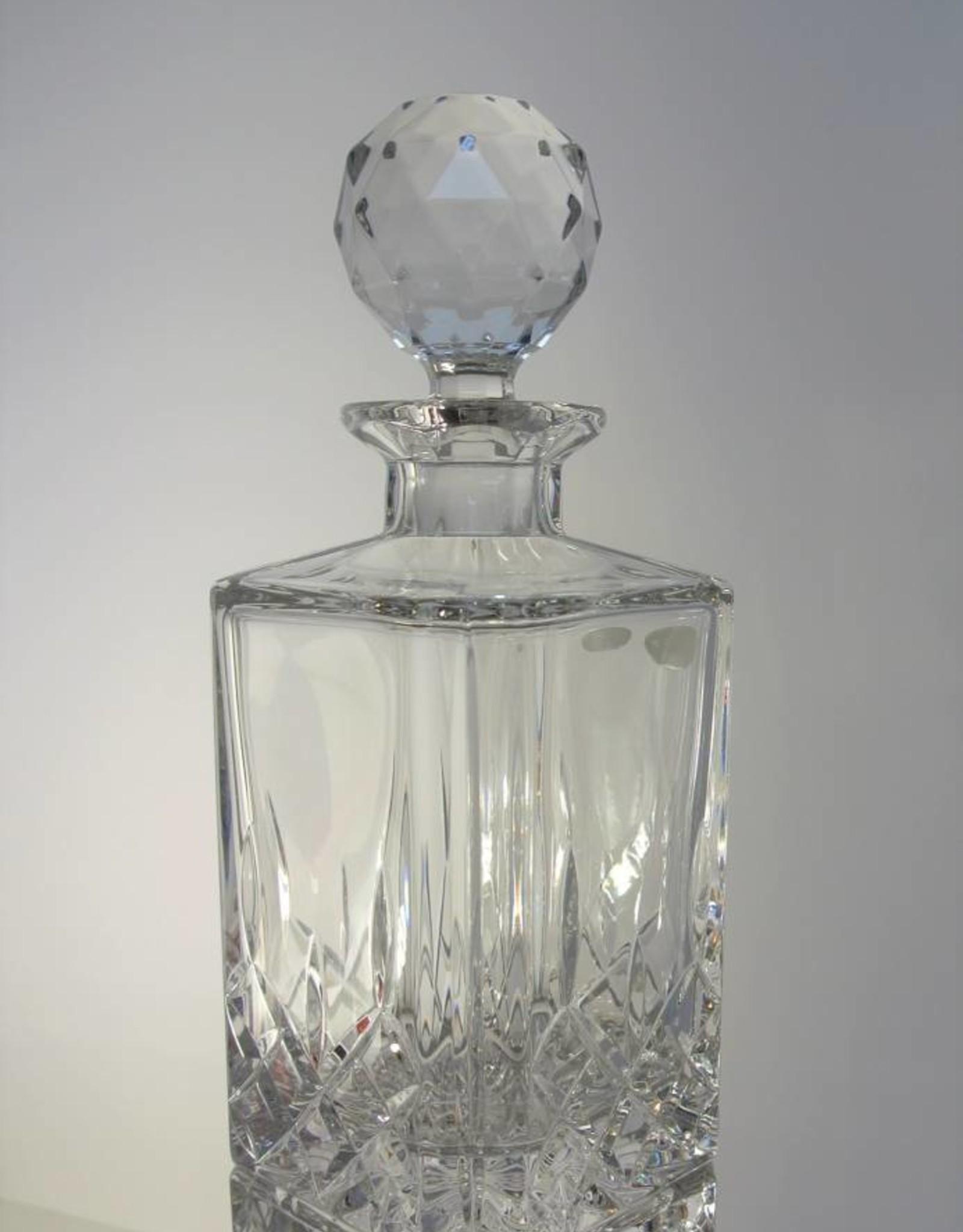 Bohemia Crystal - Decanter - Cut