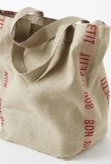 """Charvet Editions - Bag/Rouge Bon appetit 18""""x20"""""""
