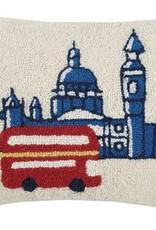 """London Tour Pillow 12"""" x 22"""""""