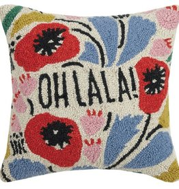 Oh La La - Pillow 16 x 16