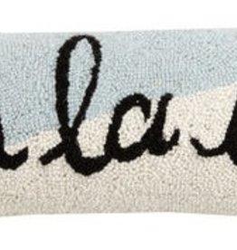 Ooh La La Pillow II - 8 x 24