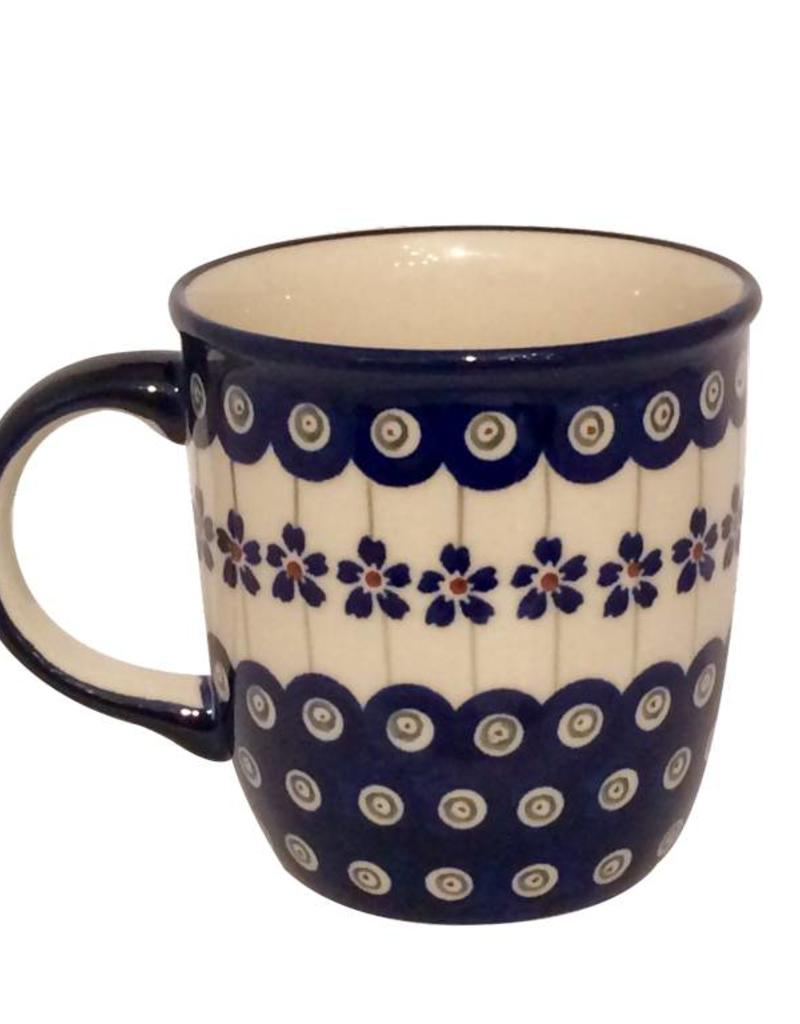 Mug -  Blue Flowers