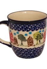 Mug - Houses