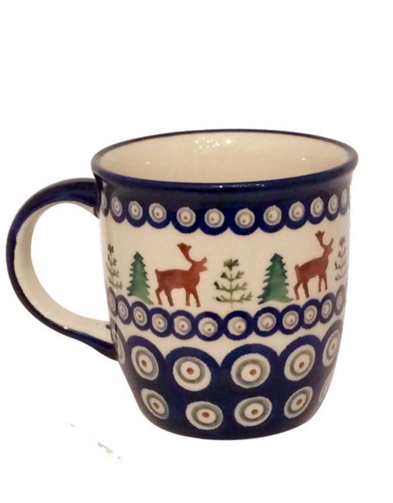 Mug - Moose/Trees