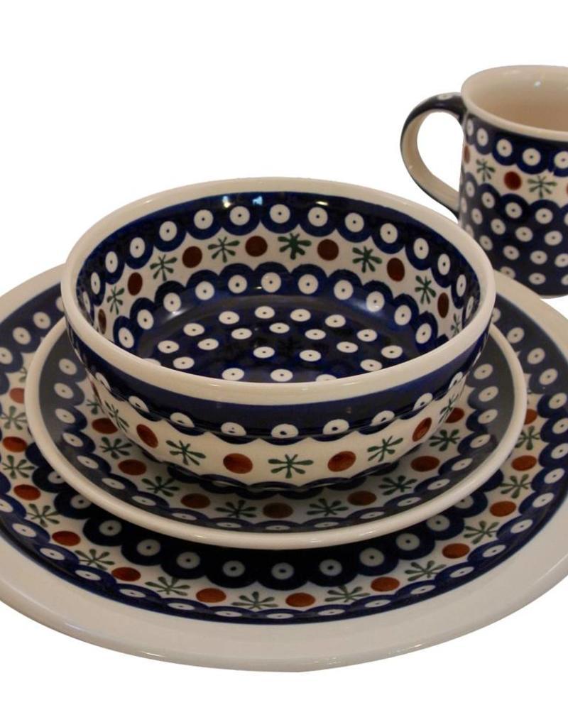 Dinner Plate - Old Poland