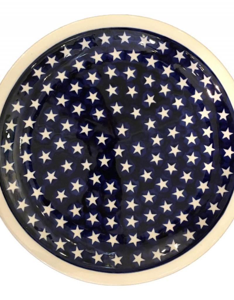 Dinner Plate - Stars