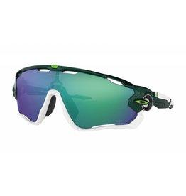 Oakley Oakley Jawbreaker Mettalic Green w/ Prizm Jade
