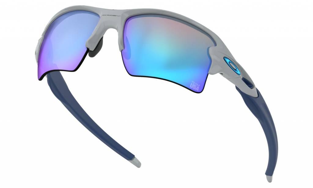 Oakley Oakley Flak 2.0 XL Grey w/ Prizm Sapphire