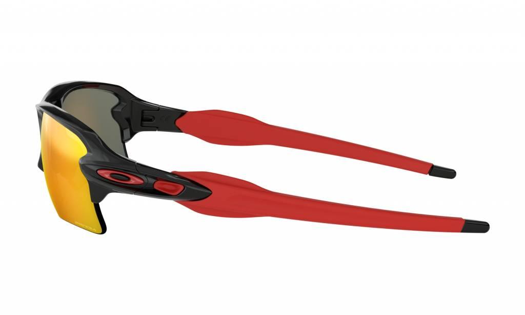 Oakley Oakley Flak 2.0 XL Polished Black w/ Prizm Ruby