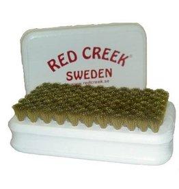 Red Creek Brass Fine Brush