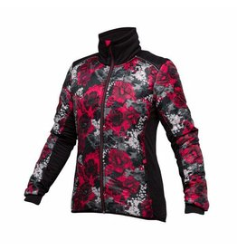 Swix Swix Women's Menali Quilted Jacket Dusky Floral Print