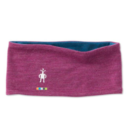 Smartwool Smartwool Merino 250 Reversible Headband Sangria Heather/Deep Marlin Heather
