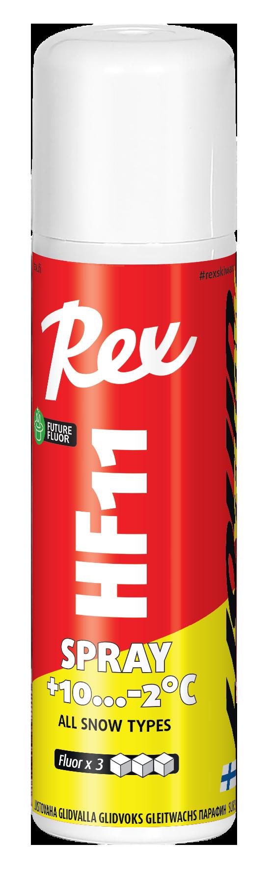 Rex Rex HF11 Yellow Spray 150ml