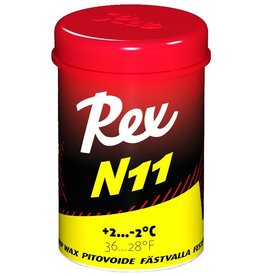Rex N11 Yellow Kick Wax 45g