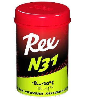 Rex N31 Green Kick Wax 45g