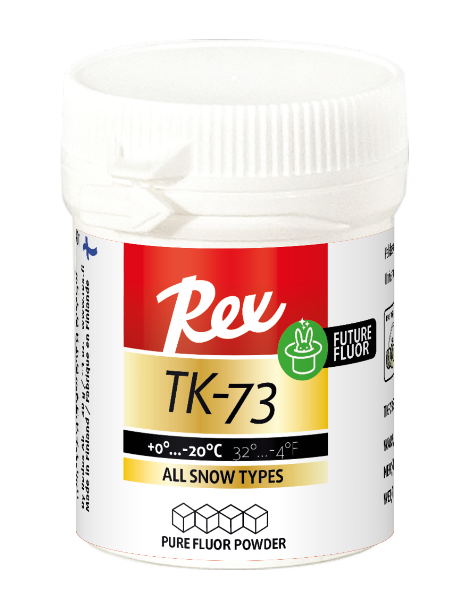 Rex TK-73 Fluoro Powder 20g
