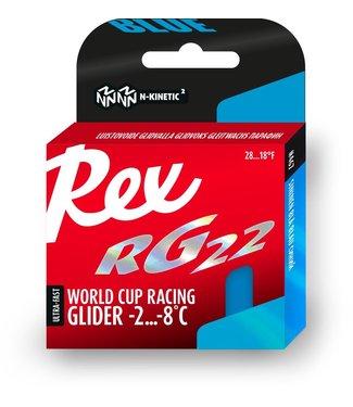 Rex RG22 Blue 40g
