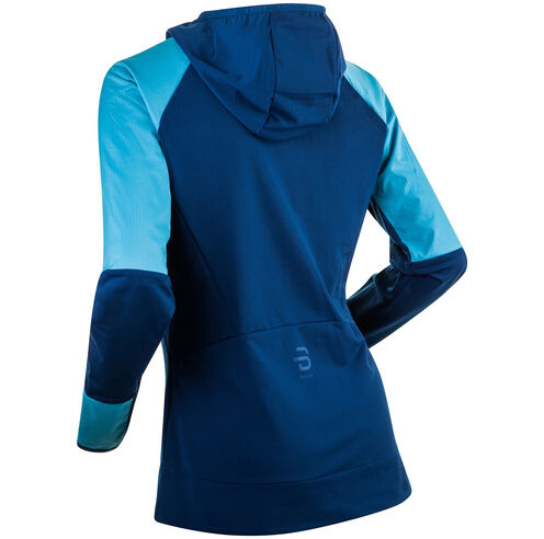 Bjorn Daehlie Women's Full Zip Sweater
