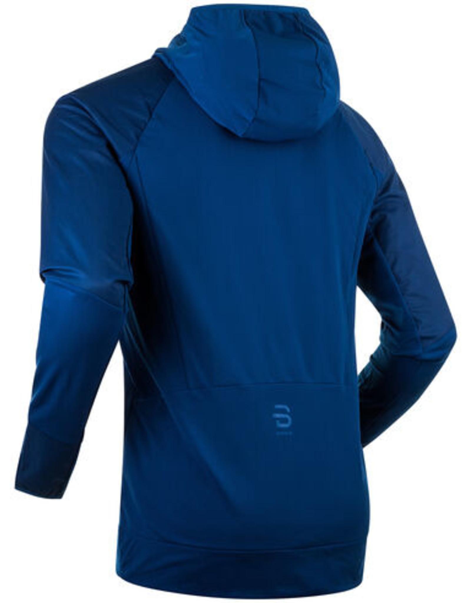 Bjorn Daehlie Men's Full Zip Sweater