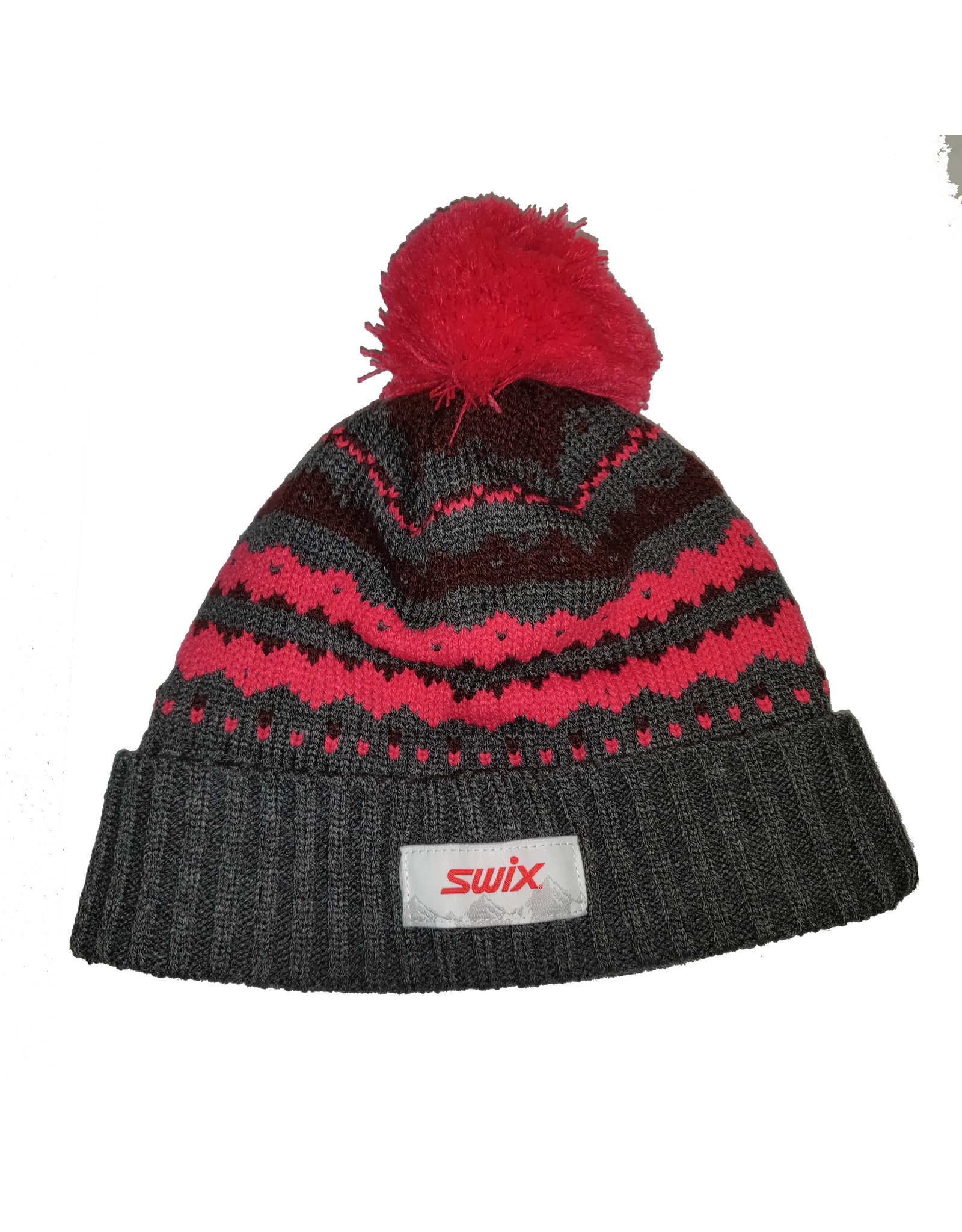 Swix Lucas Hat Heather Charcoal