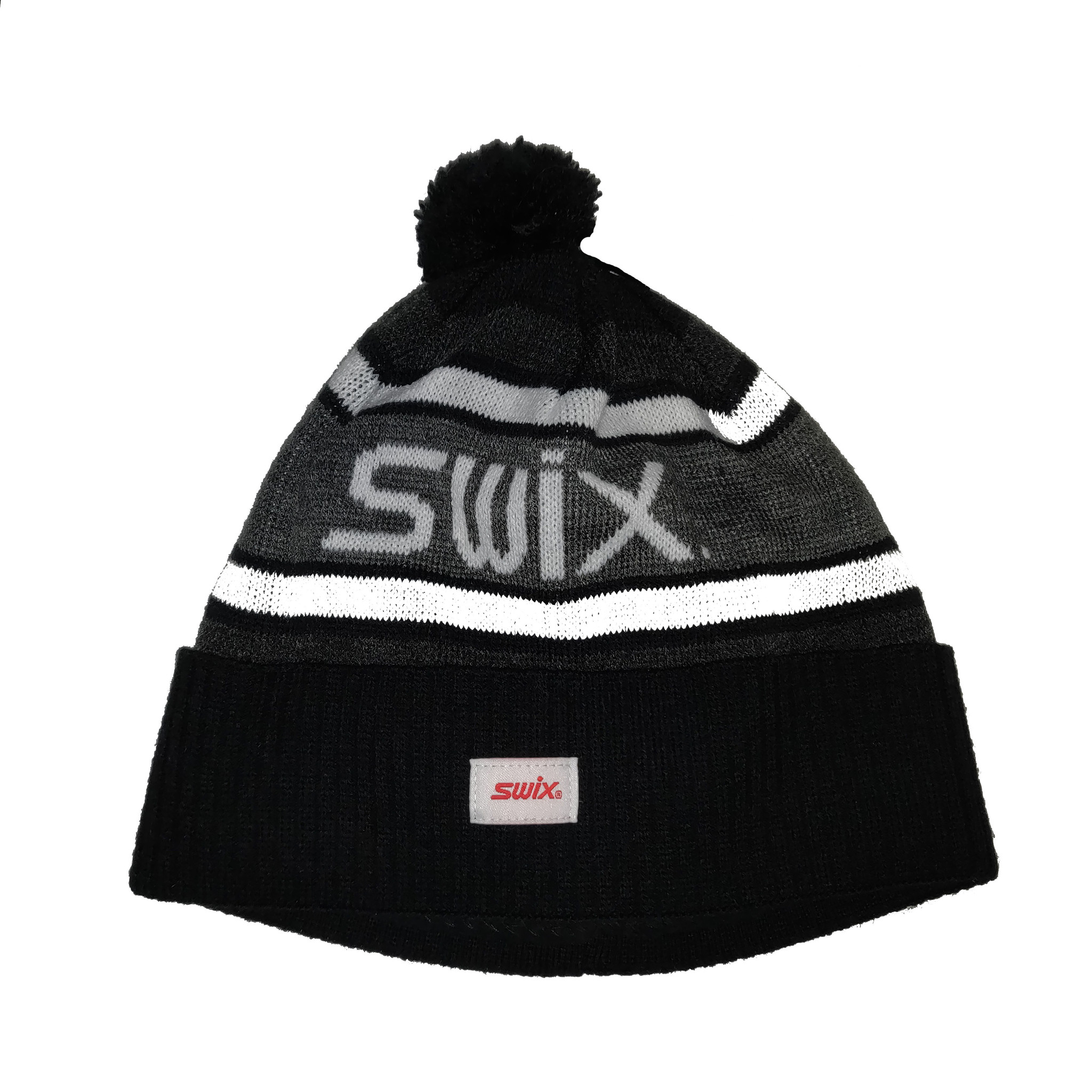 Swix Svein Hat Black