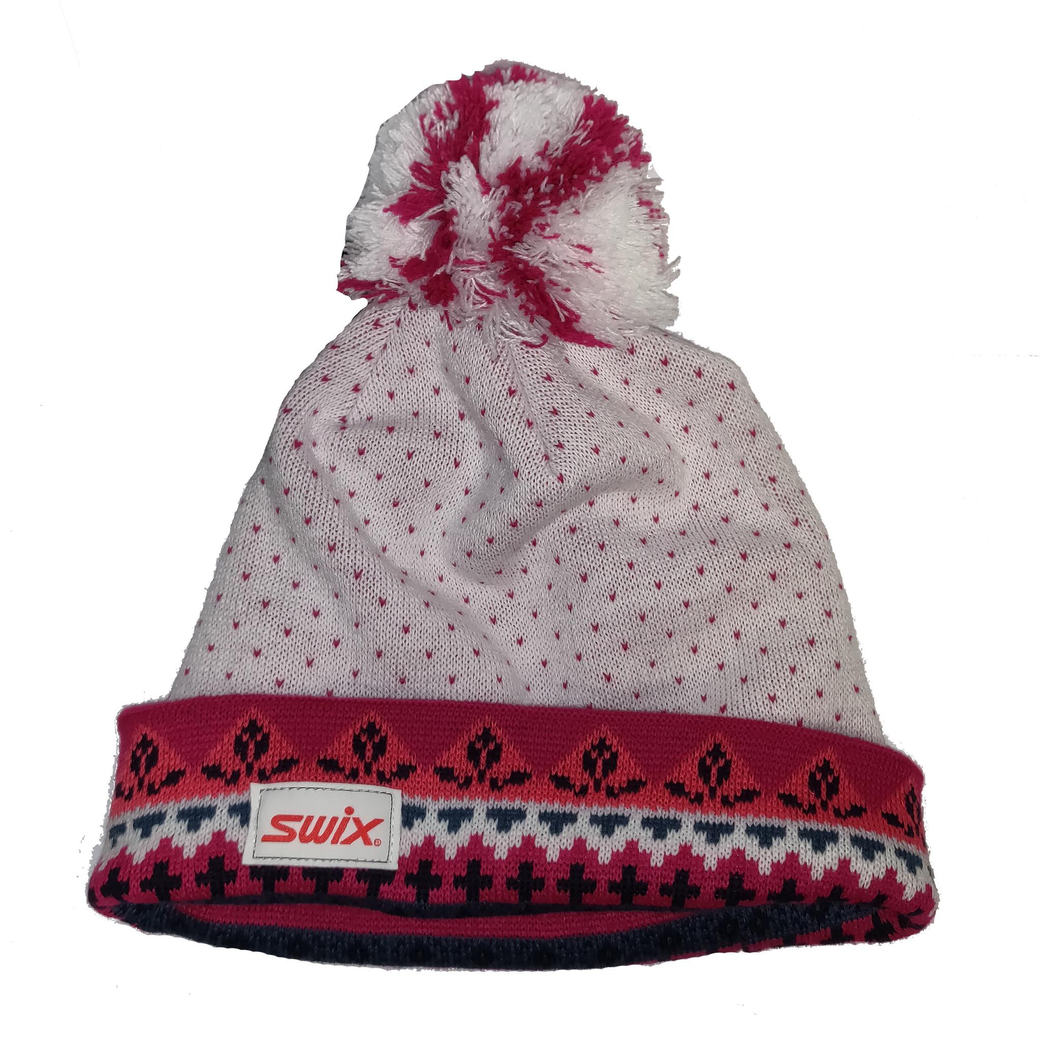 Swix Atwell Hat Raspberry