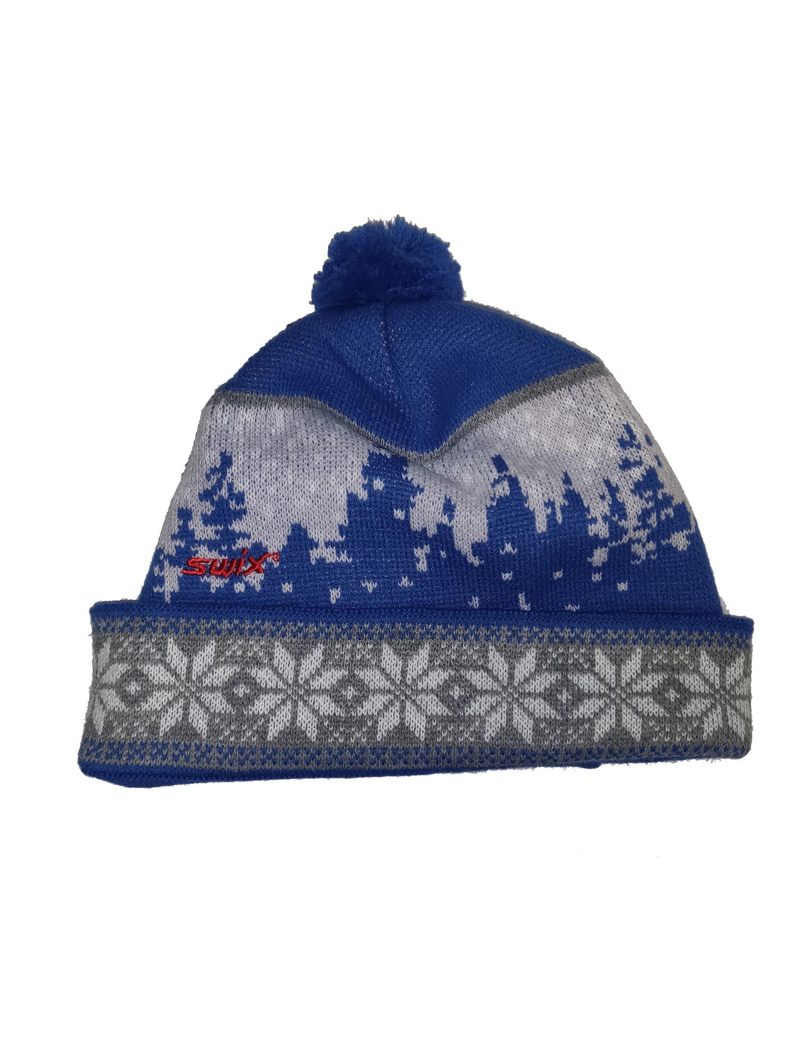 Swix Snowfall Hat Olympian Blue