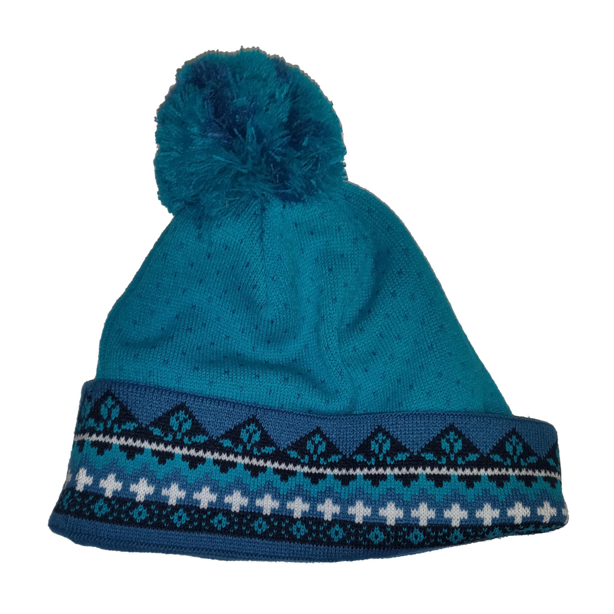 Swix Atwell Hat Turquoise Melange