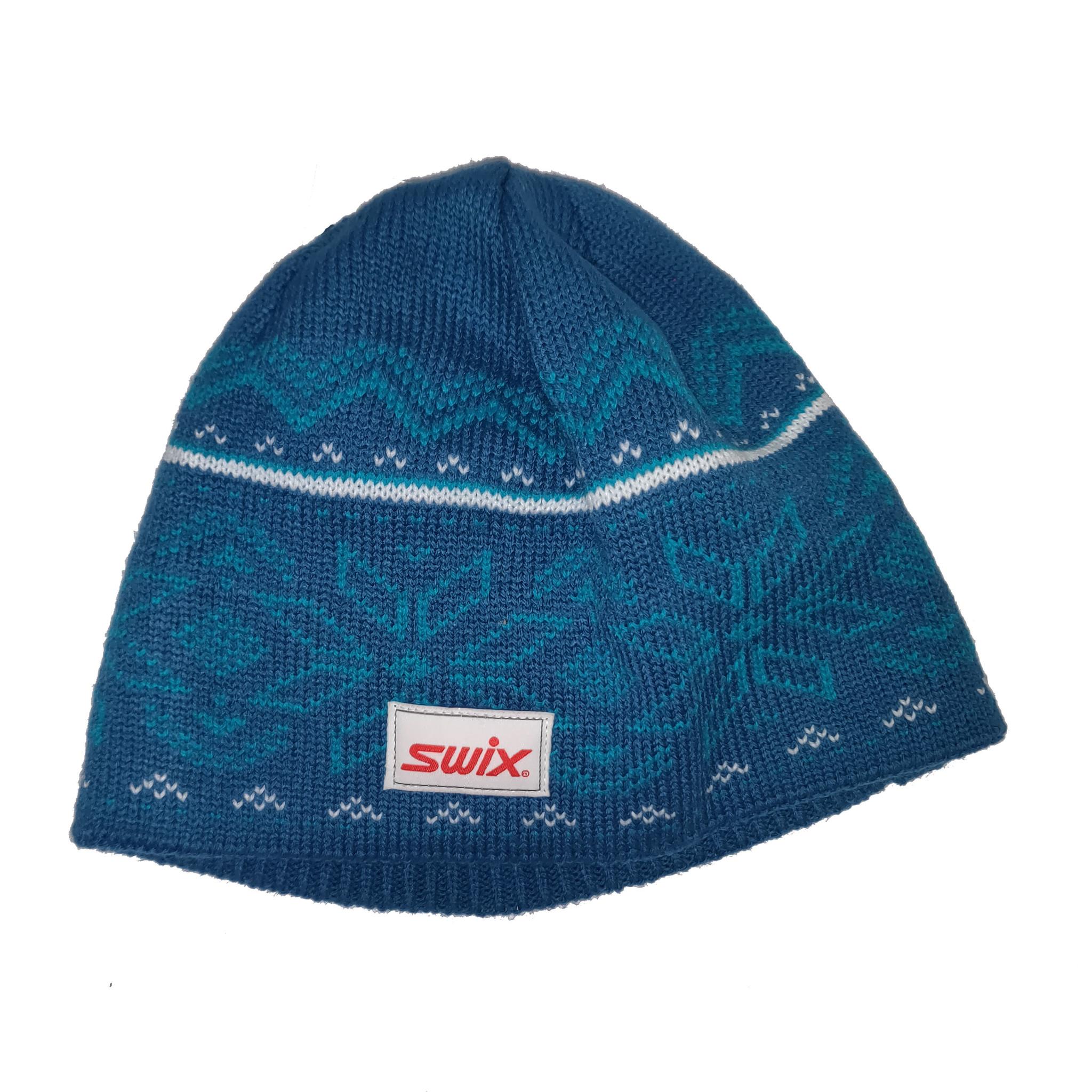 Swix Hudson Hat Blue Sapphire
