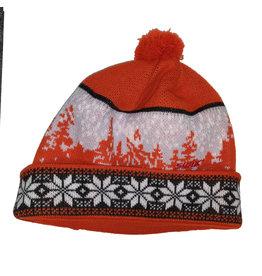 Swix Swix Snowfall Hat Burnt Orange