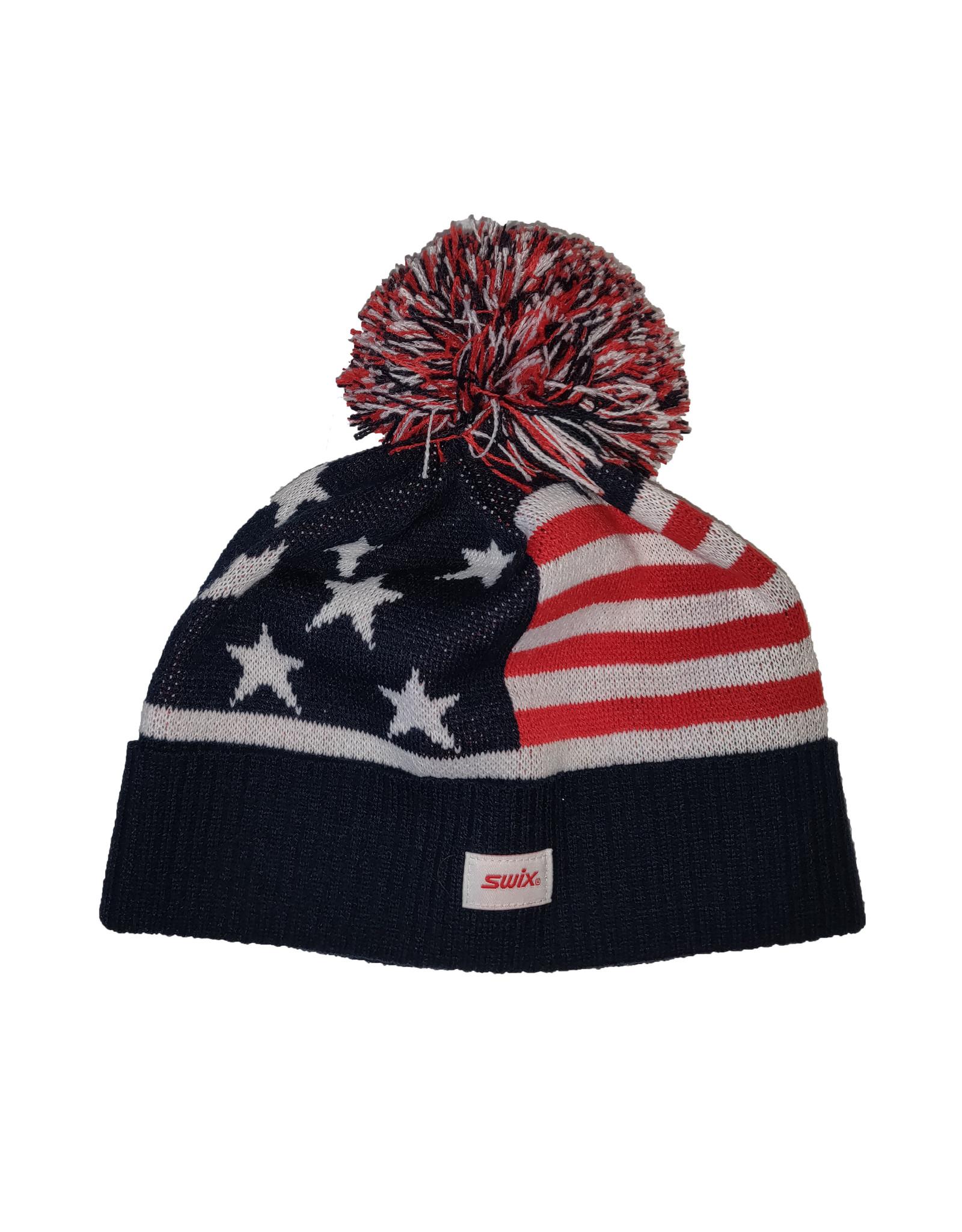 Swix US Big Pom Hat