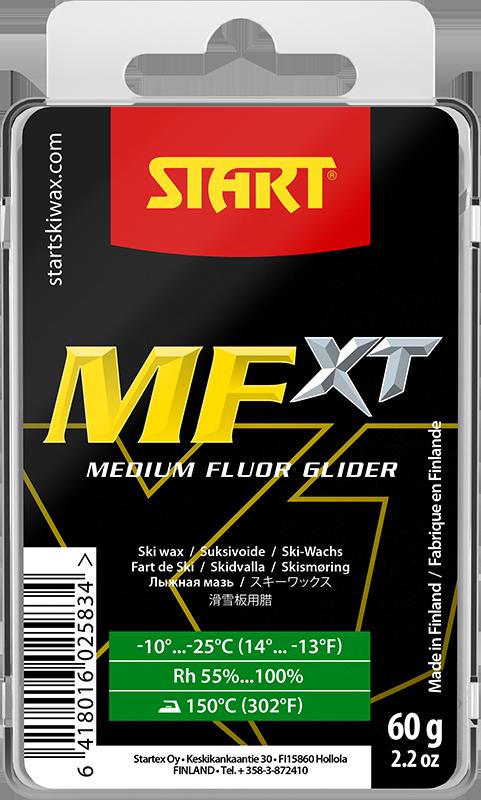 Start Start MFXT Green Fluor Glider 60g