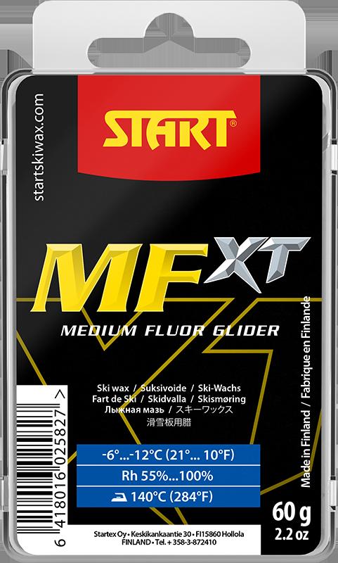 Start MFXT Blue Fluor Glider 60g