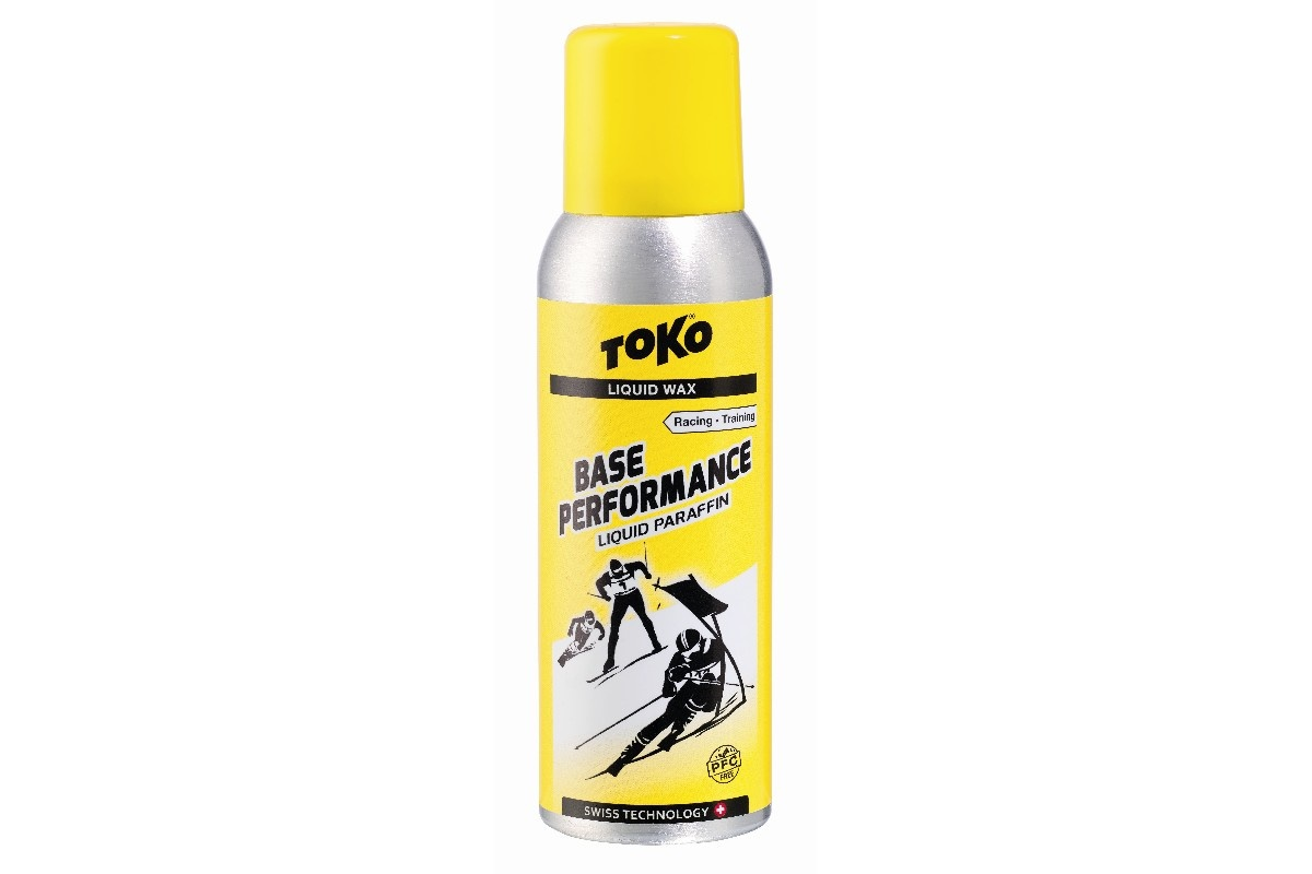 Toko Base Performance Liquid Paraffin Yellow 100ml