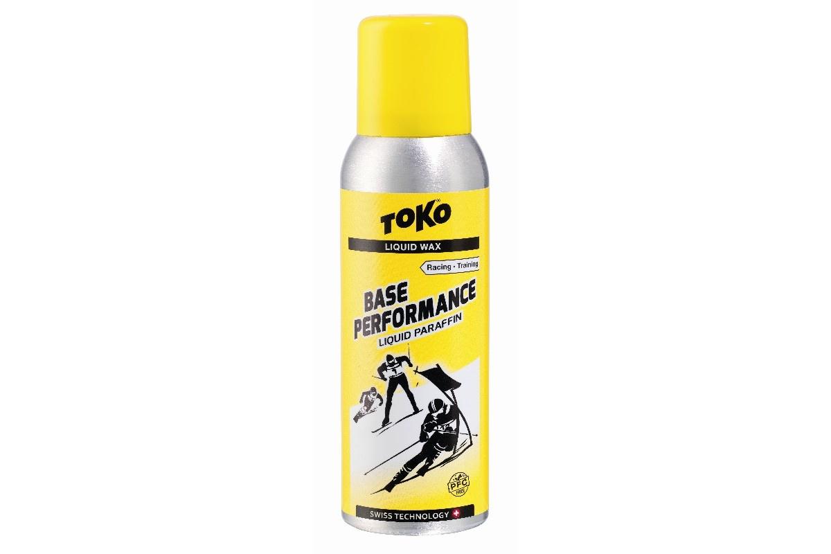 Toko Toko Base Performance Liquid Paraffin Yellow 100ml