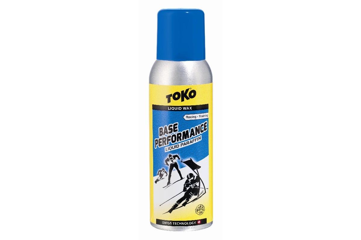 Toko Base Performance Liquid Paraffin Blue 100ml