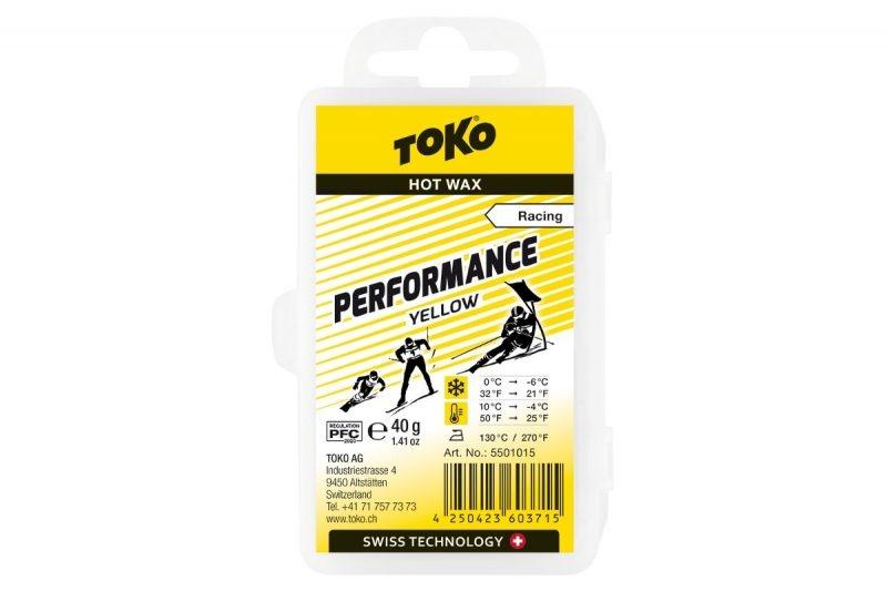 Toko Toko Performance Yellow 40g