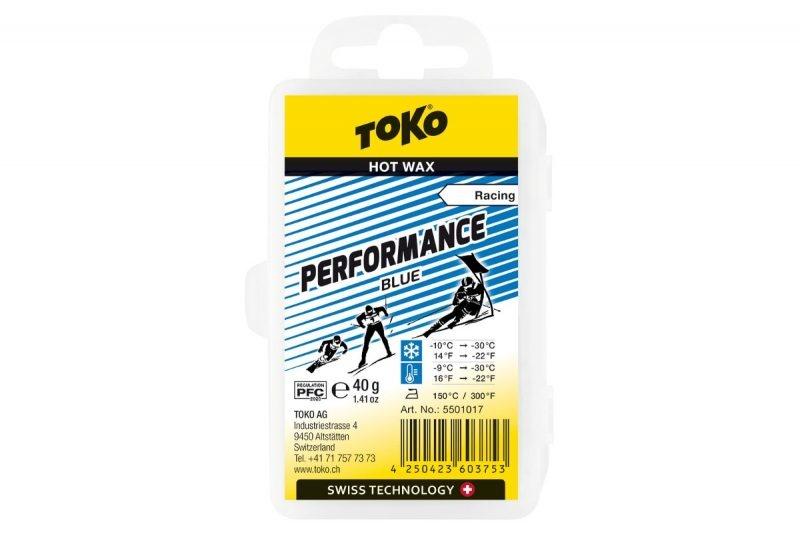Toko Toko Performance Blue 40g