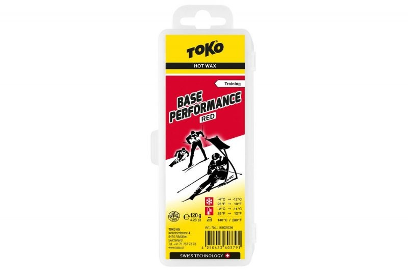 Toko Toko Base Performance Red 120g