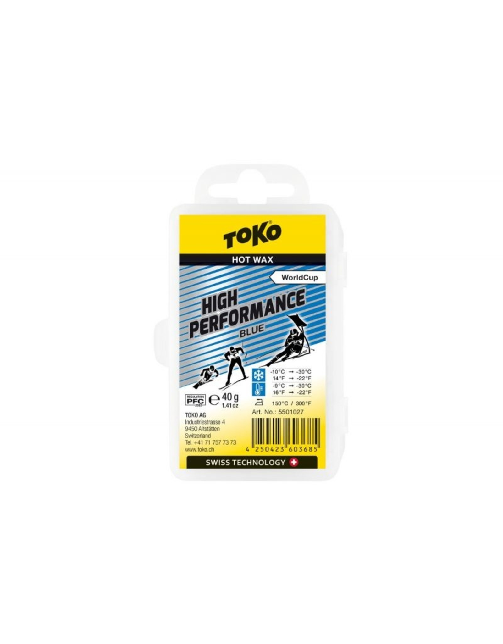 Toko High Performance Blue 40g