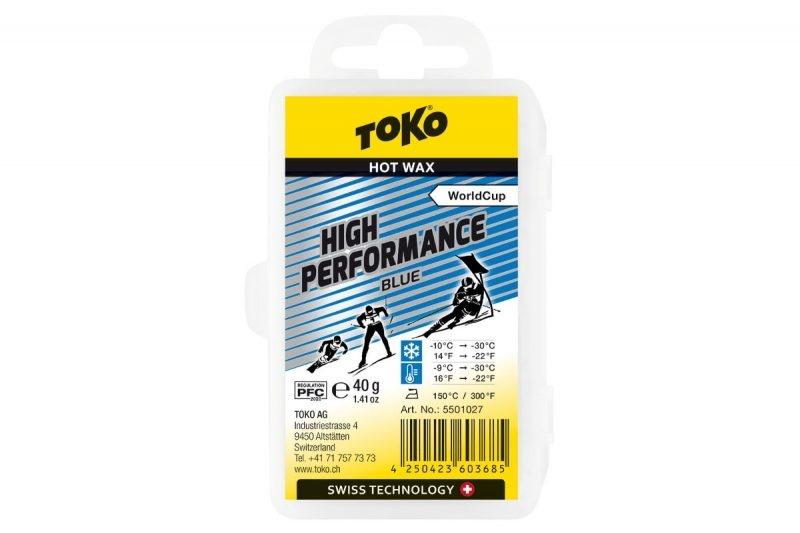 Toko Toko High Performance Blue 40g