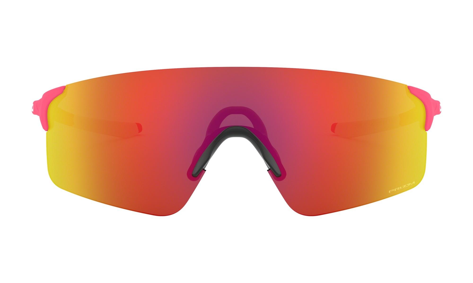 Oakley Radar EVZero Blades Matte Neon Pink w/ Prizm Ruby