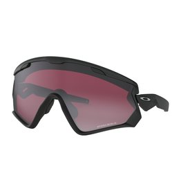 Oakley Oakley Wind Jacket 2.0 Matte Black w/ Prizm Snow Black