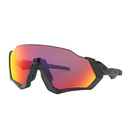 Oakley Flight Jacket Matte Black w/ Prizm Road