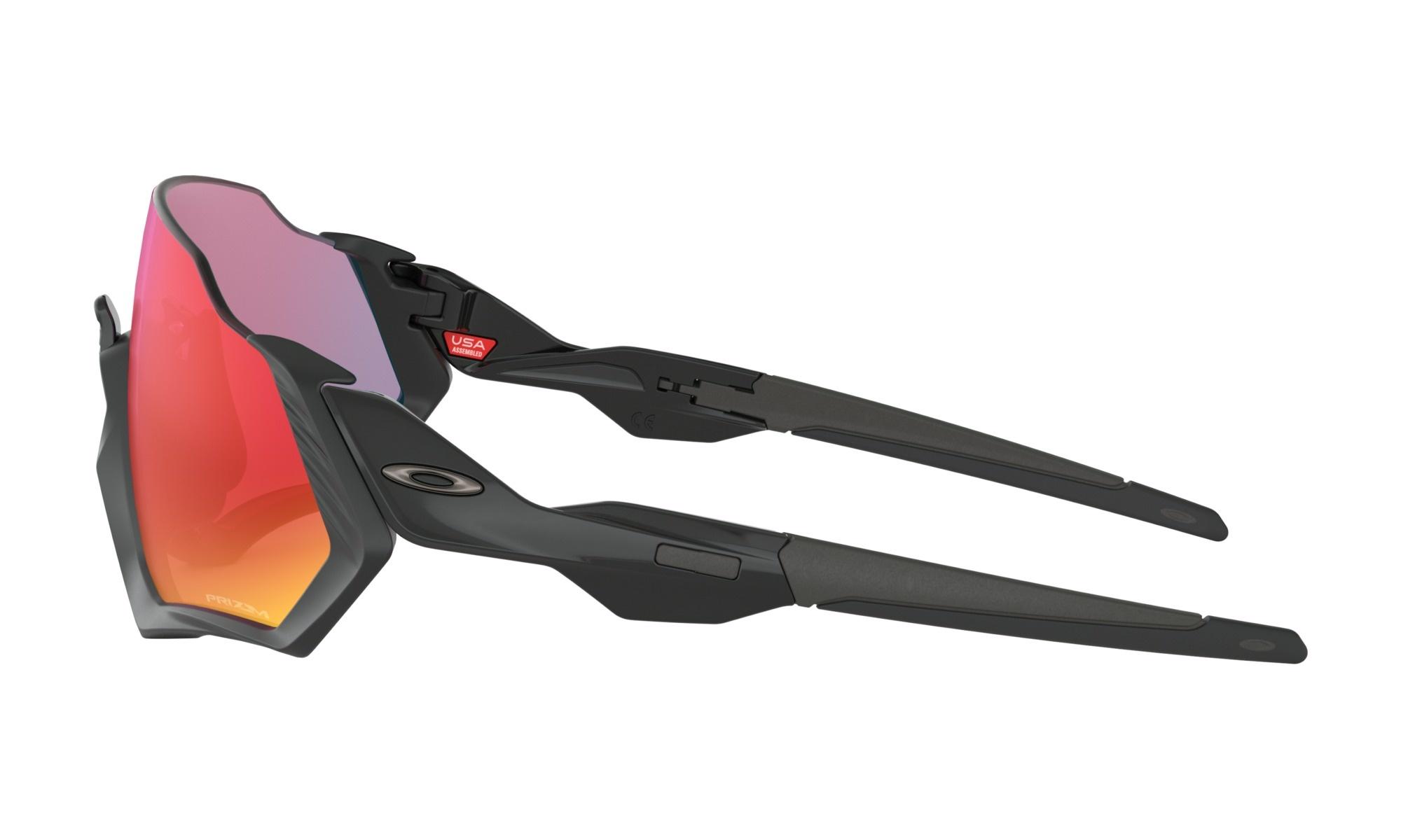 Oakley Oakley Flight Jacket Matte Black w/ Prizm Road