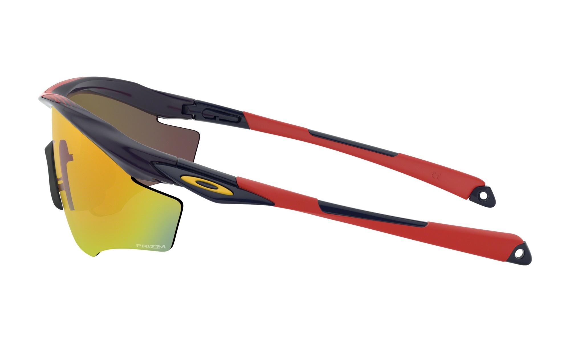Oakley Oakley M2 Frame XL Snapback Navy w/ Prizm Ruby