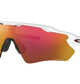 Oakley Radar EV Path Polished White w/ Prizm Ruby